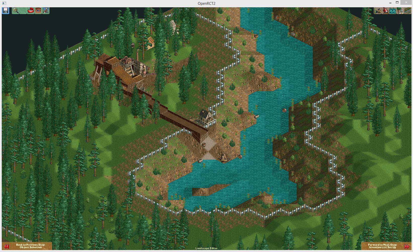 RCT2 Scenario Completed - Quick Pics - SSCoasters Quick Pics