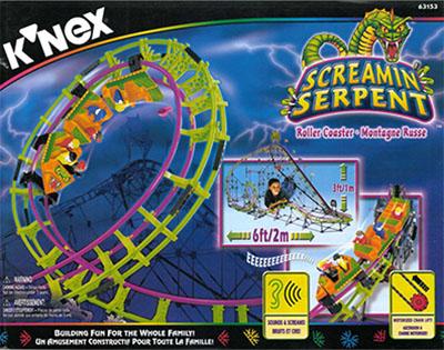 Official Knex Roller Coaster Manuals Pdfs Roller Coaster Sets