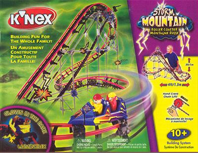 Knex hot shot video roller coaster instructions youtube.