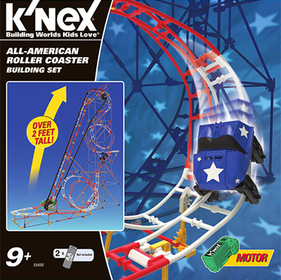 knex roller coaster instructions pdf